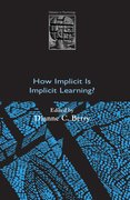 Cover for How Implicit Is Implicit Learning?