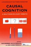 Cover for Causal Cognition