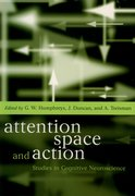 Cover for Attention, Space, and Action
