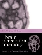 Cover for Brain, Perception, Memory