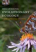 Cover for Discovering Evolutionary Ecology