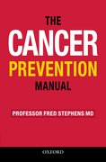 Cover for The Cancer Prevention Manual