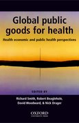 Cover for Global Public Goods for Health