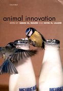 Cover for Animal Innovation