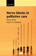 Cover for Nerve Blocks in Palliative Care