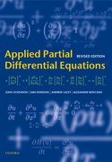Cover for Applied Partial Differential Equations