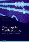 Cover for Readings in Credit Scoring