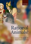 Cover for Rational Animals?