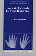 Cover for Numerical Methods for Image Registration
