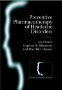 Cover for Preventive Pharmacotherapy of Headache Disorders