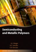 Cover for Semiconducting and Metallic Polymers