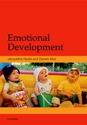Cover for Emotional Development