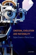 Cover for Emotion, Evolution and Rationality