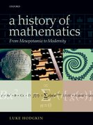 Cover for A History of Mathematics