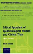 Cover for Critical Appraisal of Epidemiological Studies and Clinical Trials