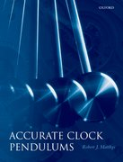Cover for Accurate Clock Pendulums