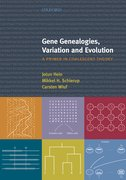 Cover for Gene Genealogies, Variation and Evolution
