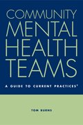 Cover for Community Mental Health Teams
