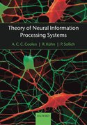 Cover for Theory of neural information processing systems