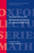 Cover for Introduction to the Mathematical Theory of Compressible Flow