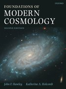 Cover for Foundations of Modern Cosmology