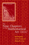 Cover for The Nine Chapters on the Mathematical Art