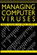 Cover for Managing Computer Viruses