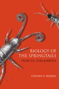 Cover for Biology of Springtails (Insecta: Collembola)