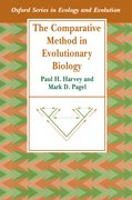Cover for The Comparative Method in Evolutionary Biology
