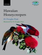 Cover for The Hawaiian Honeycreepers