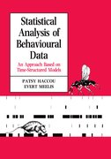 Cover for Statistical Analysis of Behavioural Data