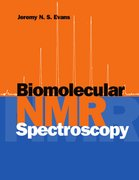 Cover for Biomolecular NMR Spectroscopy