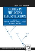 Cover for Models in Phylogeny Reconstruction