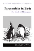 Cover for Partnerships in Birds