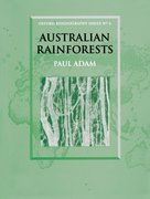 Cover for Australian Rainforests