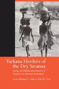 Cover for Turkana Herders of the Dry Savana