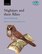 Cover for Nightjars and their Allies