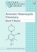 Cover for Aromatic Heterocyclic Chemistry