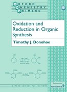 Cover for Oxidation and Reduction in Organic Synthesis