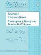 Cover for Reactive Intermediates