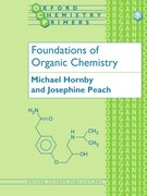 Cover for Foundations of Organic Chemistry