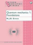 Cover for Quantum Mechanics 1