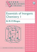 Cover for Essentials of Inorganic Chemistry 1