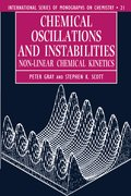 Cover for Chemical Oscillations and Instabilities