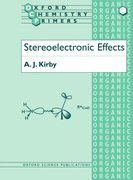 Cover for Stereoelectronic Effects