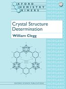 Cover for Crystal Structure Determination