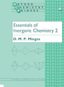 Cover for Essentials of Inorganic Chemistry 2