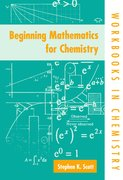 Cover for Beginning Mathematics for Chemistry