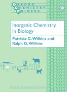 Cover for Inorganic Chemistry in Biology