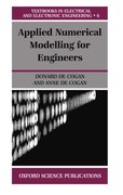 Cover for Applied Numerical Modelling for Engineers
